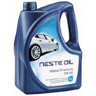 NESTE Premium 5W-40 (4л) Масло моторное полусинтетическое