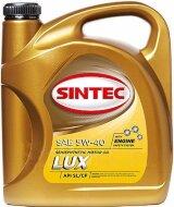SINTOIL Люкс 10W40 (4л) Масло моторное полусинтетическое