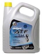 UNITED ATF DEXTRON IIIH RED  (4л) Жидкость для АКП