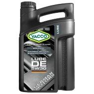 YACCO Lube DE 5W-30 (5л) Масло моторное