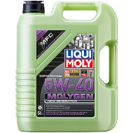 LIQUI MOLY Molygen New Generation 5W-40 (4л) Масло моторное синт. (9054)
