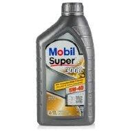 Mobil Super 3000 X1 5W40  (1л) Масло моторное синтетическое