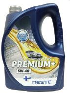 NESTE Premium+ 10W-40 (4л) Масло моторное полусинтетическое
