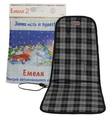 Подогрев сидений Емеля-2 (сиденье+спинка) электрический