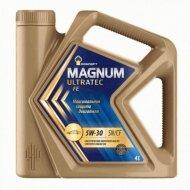РОСНЕФТЬ Magnum Ultratec FE 5W-30 (4л) Масло моторное синтетическое