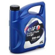 ELF Evolution 900 NF 5W-40 (4л) Масло моторное синтетическое
