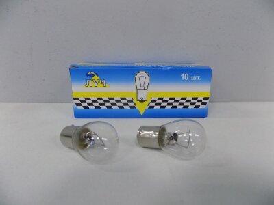 Лампа Луч A 24V (21w) BA15s T (1конт)  (поворот, стоп-сигнал) * 10шт Новинка
