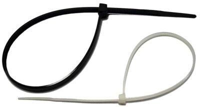 Хомут-стяжка 200*2,5 Труд (черный) нейлон
