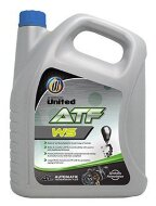 UNITED ATF WS (4л) Жидкость для АКПП