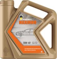 РОСНЕФТЬ Maximum 10W40 (4л) Масло моторное полусинтетическое