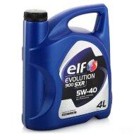 ELF Evolution 900 SXR 5W-40 (4л) Масло моторное синтетическое