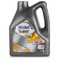 Mobil Super 3000 X1 Formula 5W30 (4л) Масло моторное синтетическое