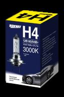 Лампа авто RW-H4 12В 60/55Вт галогенная