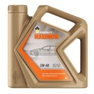 РОСНЕФТЬ Maximum 5W-40 (4л) SL/CF Масло моторное полусинтетическое