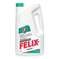 Антифриз FELIX T-C (5л по цене 4л) (зелёный)