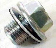 Пробка маслосливная с прокладкой 5'825  YH-0112