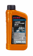 ROWE HIGHTEC SUPER LEICHTLAUF 10W-40 HC-O (1л) Масло моторное синт.
