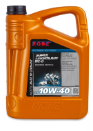 ROWE HIGHTEC SUPER LEICHTLAUF 10W-40 HC-O (4л) Масло моторное синт.