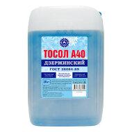 """Тосол """"Дзержинский ГОСТ"""" А-40М (20л)"""