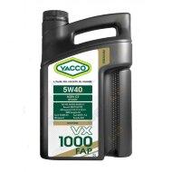 YACCO VX 1000 FAP 5W-40 (5л) Масло моторное
