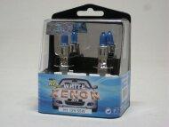 Лампа Луч H1 12V 55w P14.5s White Plasma Xenon * 2шт